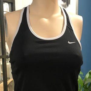 Nike Dri-Fit Apparel Black Top